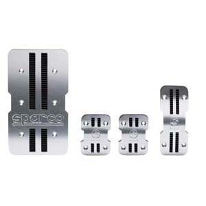 Sparco 77 Collection Pedal Set