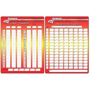 Longacre Lap Timing / Race Scoring Sheets