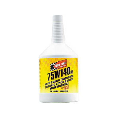 Red Line 75W140NS Gear Oil