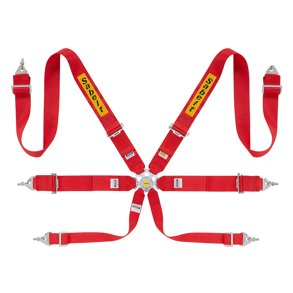 Sabelt CCA-633 Saloon Harness