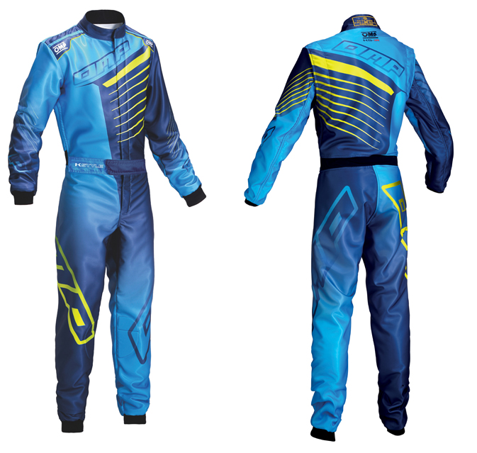 OMP KS-1R Karting Suit