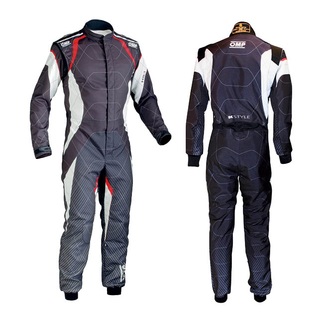 OMP KS-1 Karting Suit