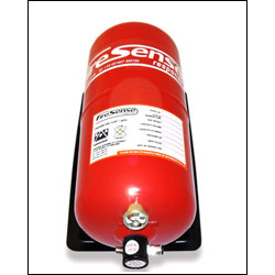 2.25L AFFF Alloy Electrical SlimLine Fire Extinguisher
