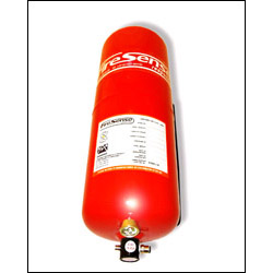 4.0L AFFF Alloy SlimLine Electrical Fire Extinguisher