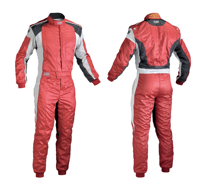 New OMP Tecnica Evo Suit