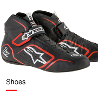 Auto Racing Shoes