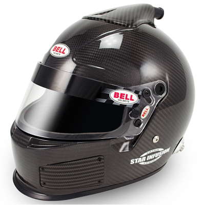 Bell HP3 Infusion Carbon Helmet