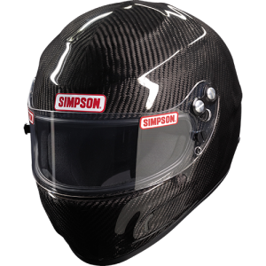 Simpson Carbon Devil Ray Helmet (SA2015)