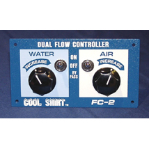 Cool Shirt Dual Temperature Control Switch for Pro Air and Water