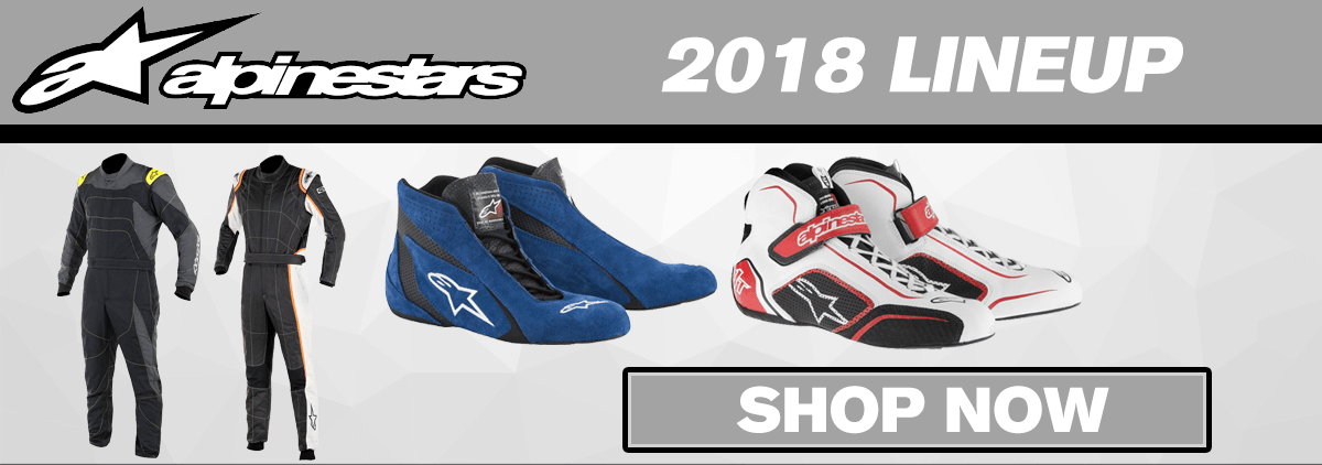 9 - Alpinestars 2018 New Products