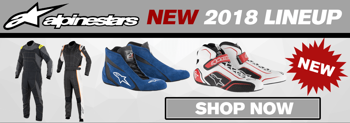 0 - Alpinestars 2018 New Products