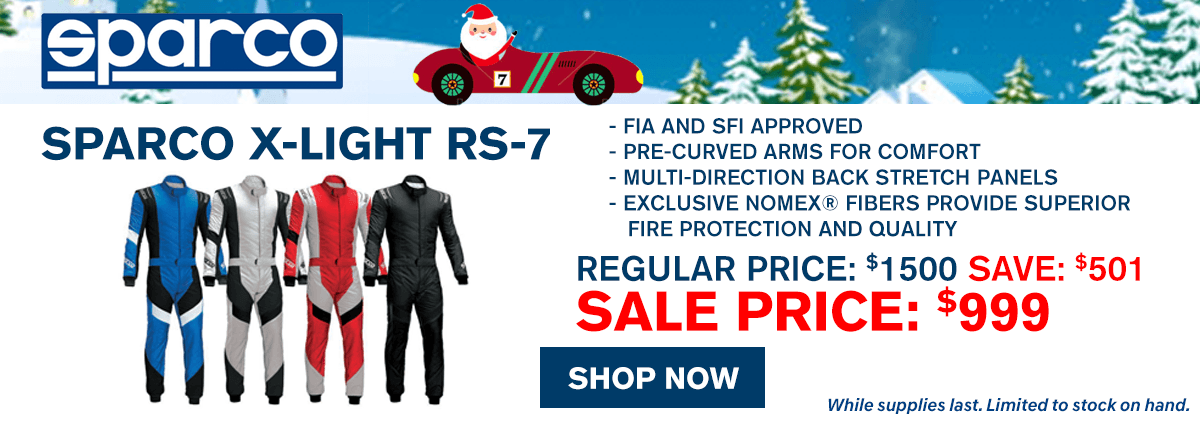 0 - Sparco X-Light Suit Sale