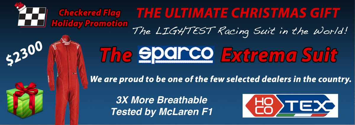 8 - Sparco Extrema Suit