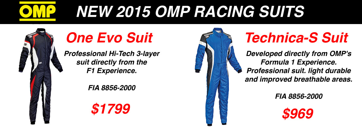 2 - 2015 OMP New Products