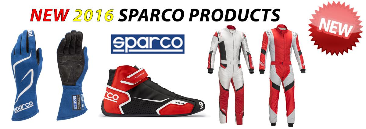 1 - Sparco New Products