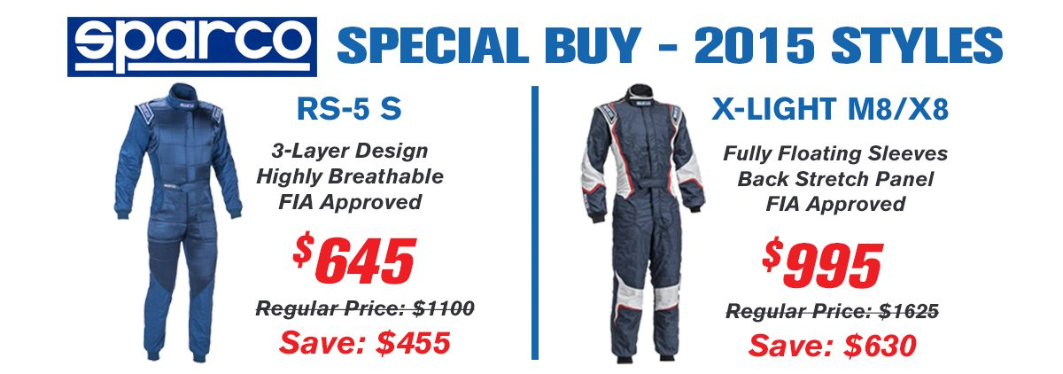 0 - Sparco Special Buys