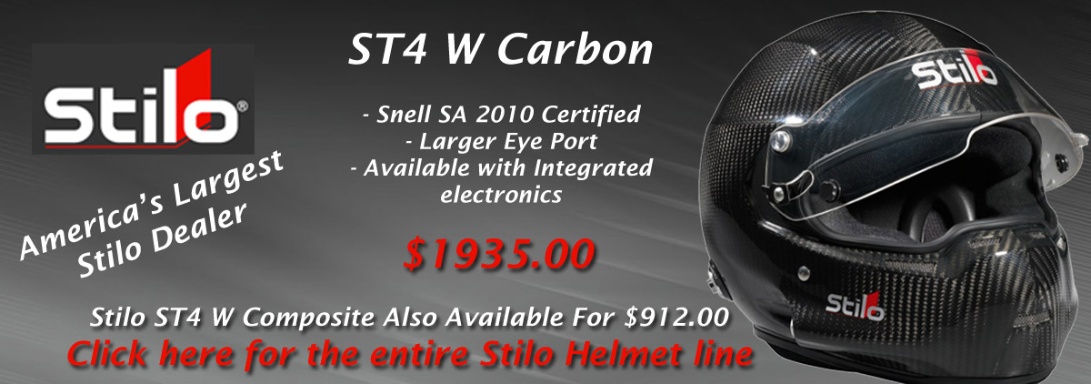 6 - Stilo Racing Helmets