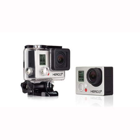 GoPro Hero3+ - Silver Edition