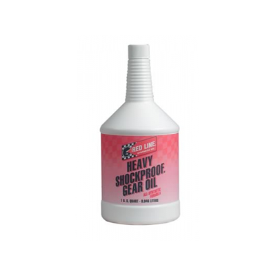 Red Line Heavy Shockproof Gear Oil