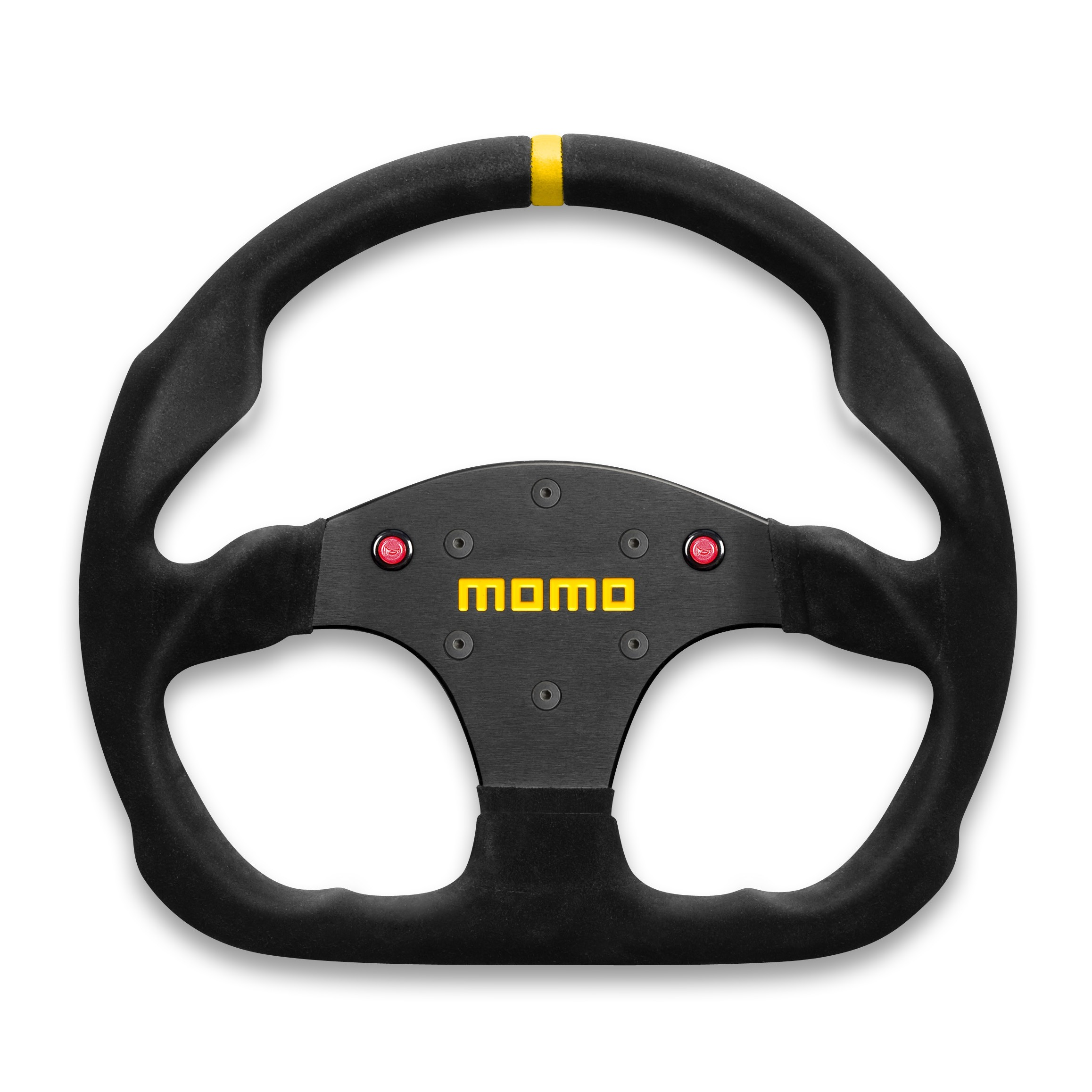 MOMO Mod. 30 Steering Wheel with Buttons