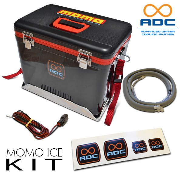 MOMO Ice Kit - Advanced Driver Cooling