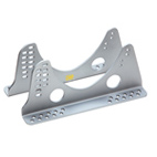 OMP Aluminum Tall Seat Brackets 422.5mm