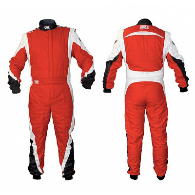 OMP One EVO USA Race Suit