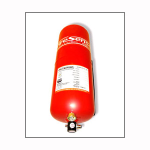 3.375L AFFF Alloy Electrical Fire Extinguisher - Homologated