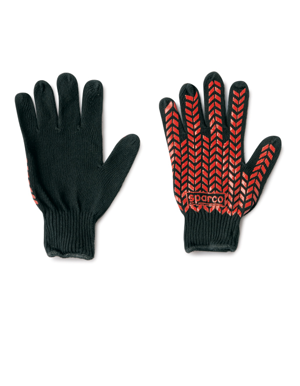 Sparco Cotton Pit Gloves