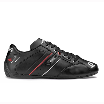 Sparco Time 77 Shoe - Leather