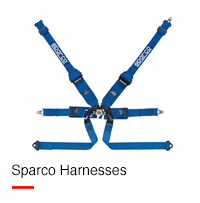 Sparco Harnesses