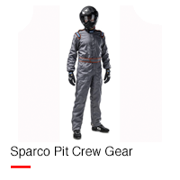 Sparco Pit Crew